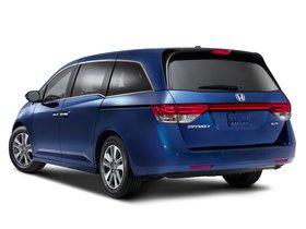 Ver foto 21 de Honda Odyssey Touring Elite USA 2013
