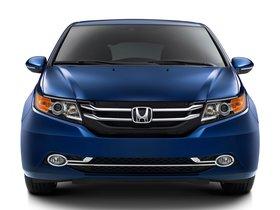 Ver foto 19 de Honda Odyssey Touring Elite USA 2013