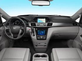 Ver foto 18 de Honda Odyssey Touring Elite USA 2013