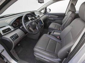 Ver foto 17 de Honda Odyssey Touring Elite USA 2013