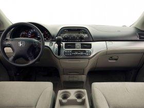 Ver foto 25 de Honda Odyssey USA 2005