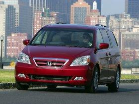 Ver foto 16 de Honda Odyssey USA 2005