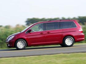 Ver foto 10 de Honda Odyssey USA 2005