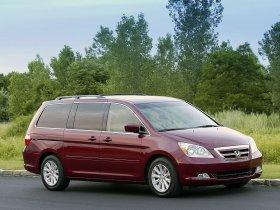 Ver foto 8 de Honda Odyssey USA 2005