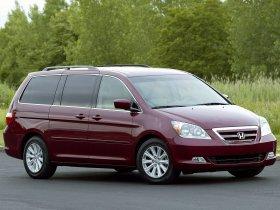Fotos de Honda Odyssey USA 2005