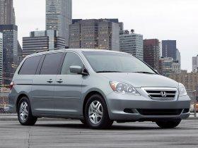 Ver foto 23 de Honda Odyssey USA 2005