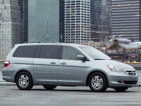 Ver foto 22 de Honda Odyssey USA 2005