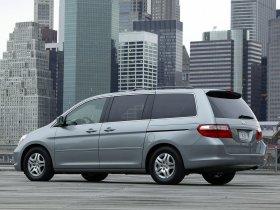 Ver foto 20 de Honda Odyssey USA 2005