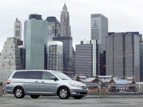 Ver foto 19 de Honda Odyssey USA 2005