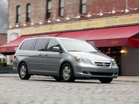 Ver foto 17 de Honda Odyssey USA 2005