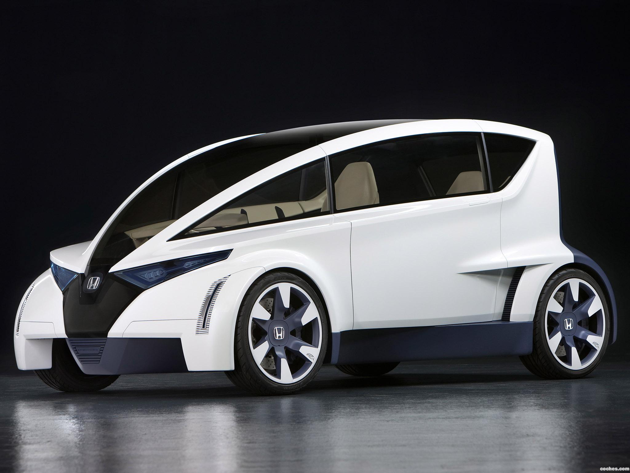 Foto 0 de Honda P-NUT Personal Neo Urban Transport Concept 2009