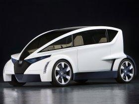 Ver foto 1 de Honda P-NUT Personal Neo Urban Transport Concept 2009