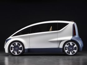 Ver foto 6 de Honda P-NUT Personal Neo Urban Transport Concept 2009