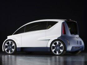 Ver foto 4 de Honda P-NUT Personal Neo Urban Transport Concept 2009