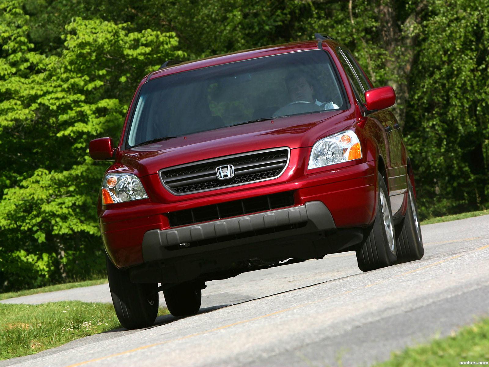 Foto 0 de Honda Pilot 2003