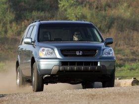 Ver foto 11 de Honda Pilot 2003