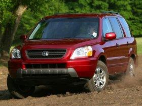 Ver foto 5 de Honda Pilot 2003