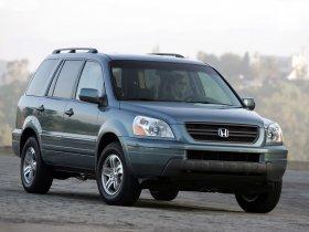 Ver foto 18 de Honda Pilot 2003