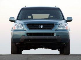 Ver foto 15 de Honda Pilot 2003
