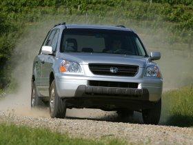 Ver foto 12 de Honda Pilot 2003