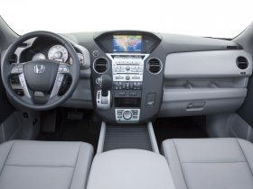 Ver foto 28 de Honda Pilot 2009
