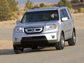 Ver foto 9 de Honda Pilot 2009