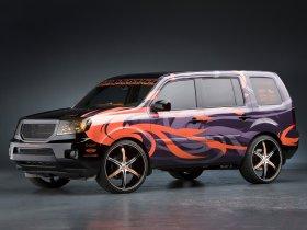 Ver foto 1 de Honda Pilot Ryan Shutt Concept 2008