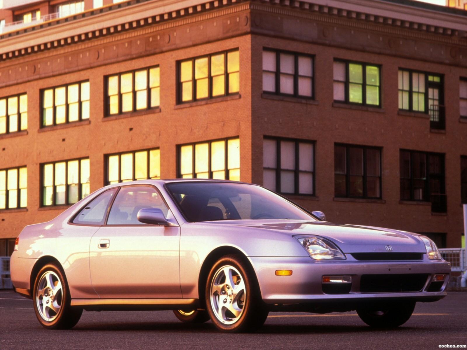 Foto 0 de Honda Prelude 1997