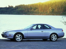 Ver foto 2 de Honda Prelude 1997