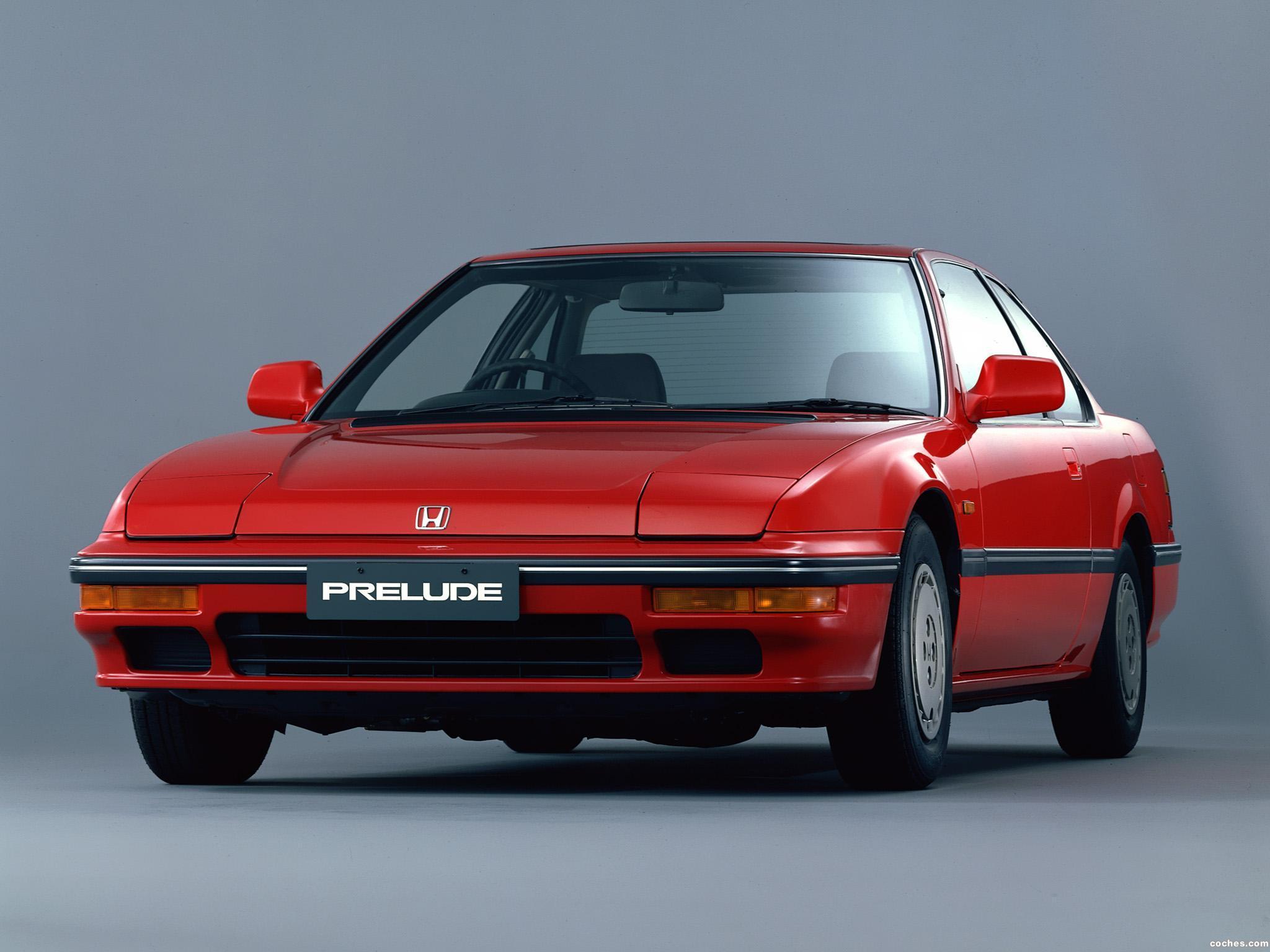 Foto 0 de Honda Prelude 2.0 XX BA4 1987