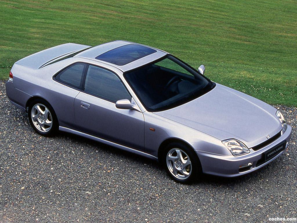 Foto 0 de Honda Prelude BB5 1997