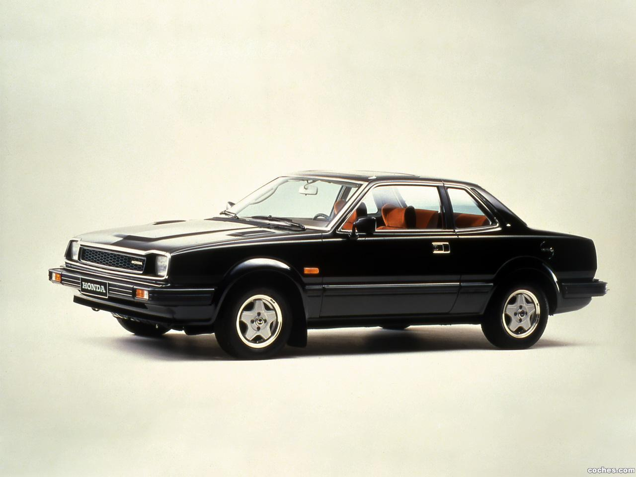 Foto 0 de Honda Prelude Europe 1979