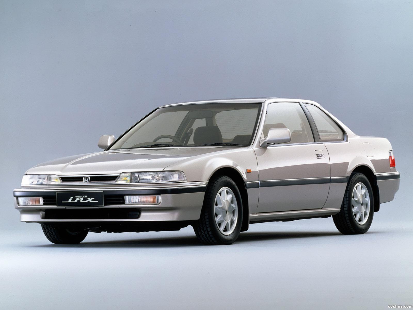 Foto 0 de Honda Prelude Inx Si BA5 1989
