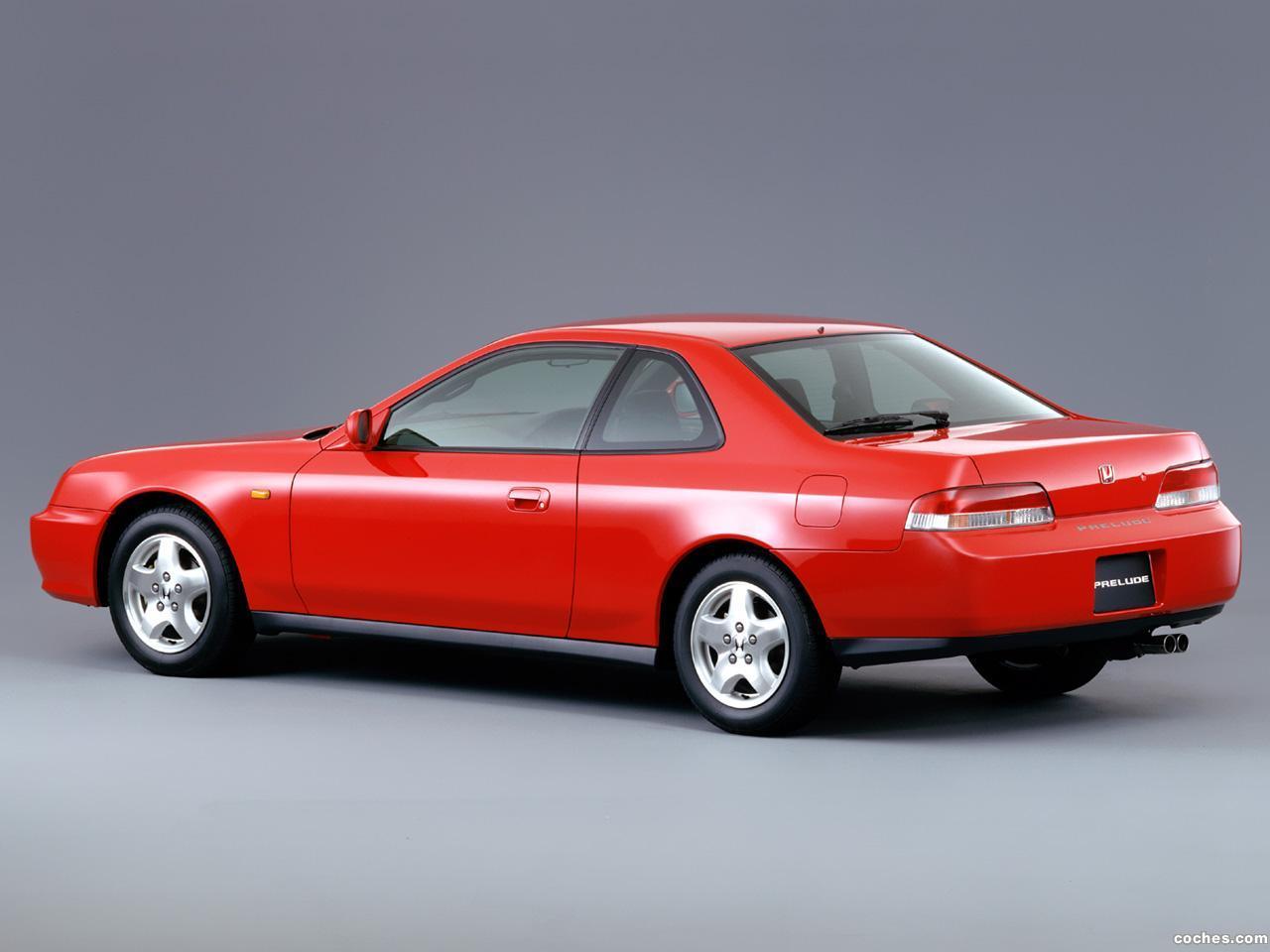 Foto 2 de Honda Prelude Si BB5 1997