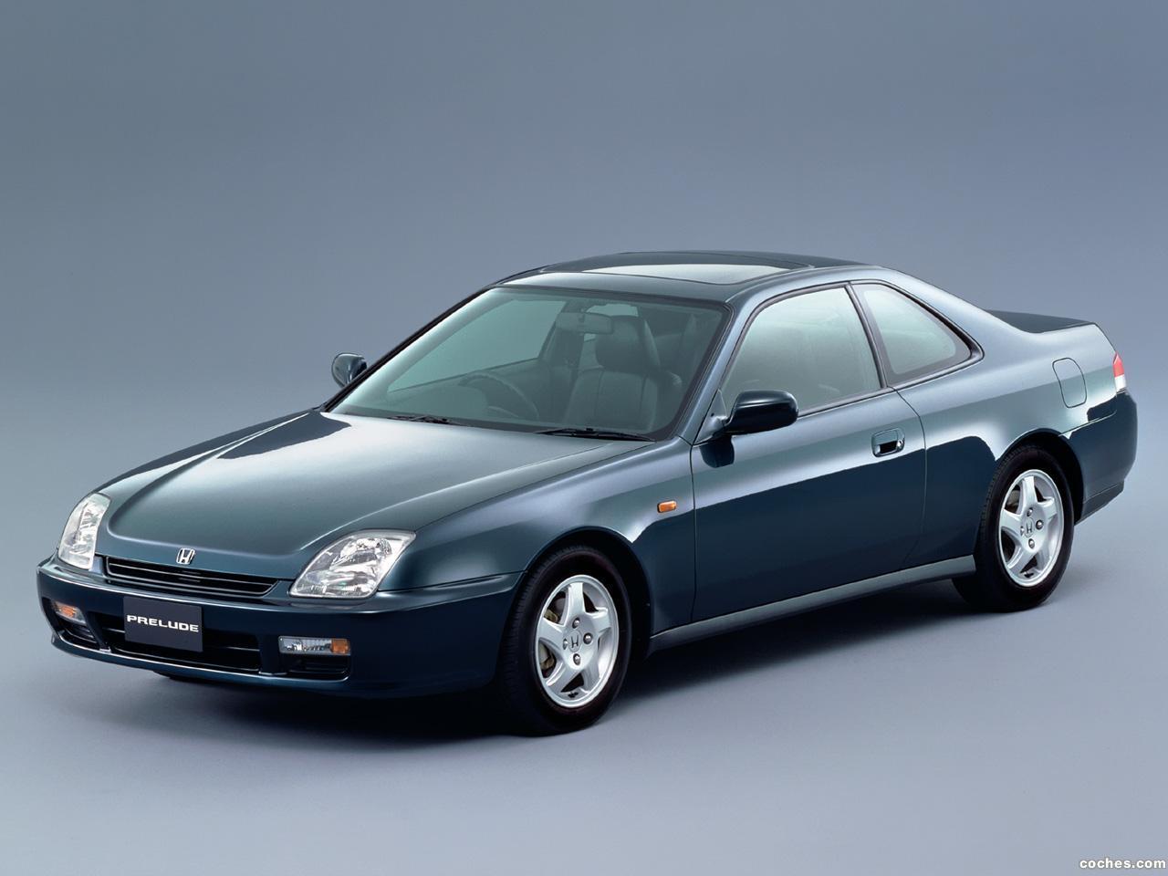 Foto 0 de Honda Prelude Si BB5 1997