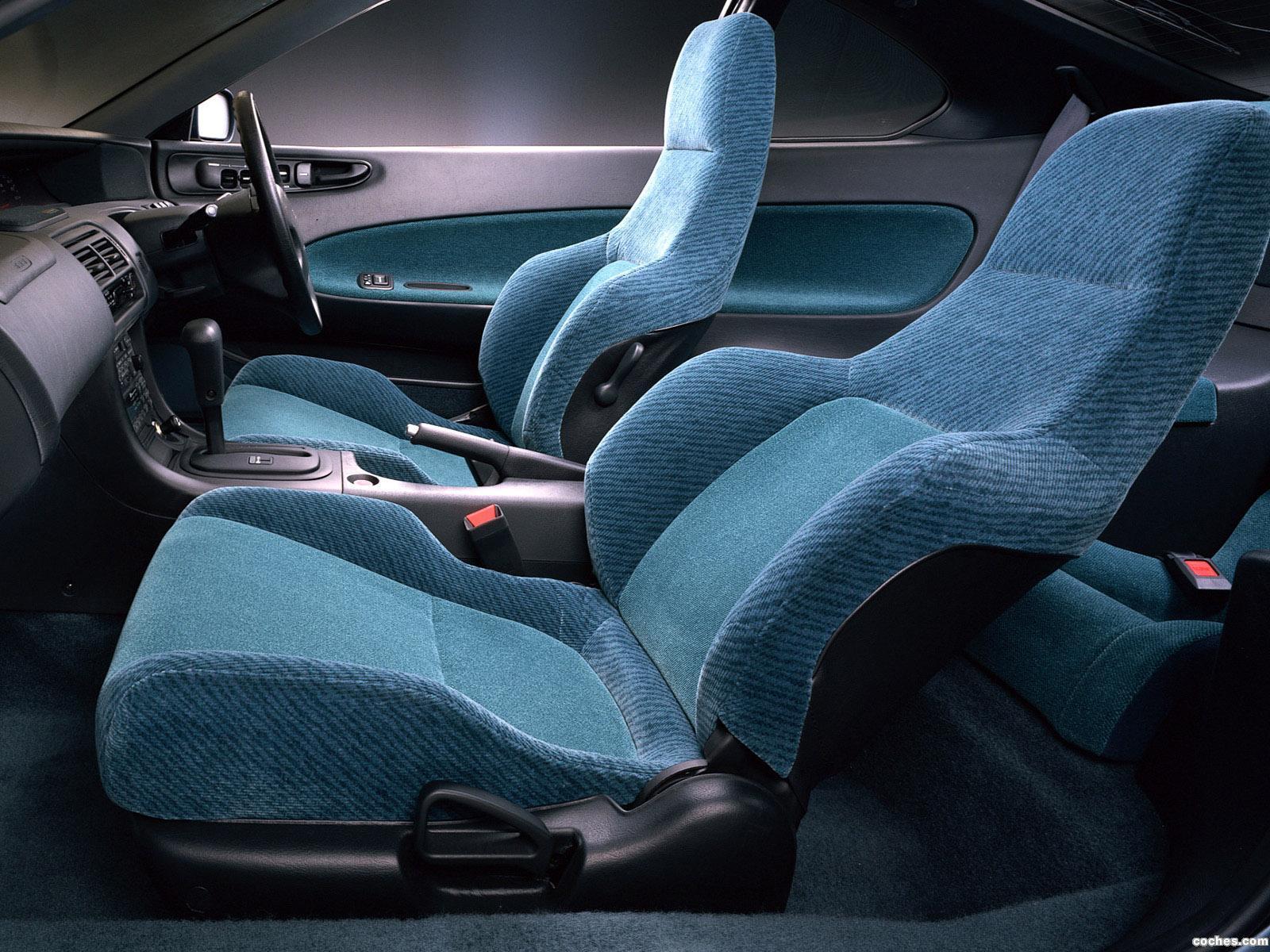 Foto 3 de Honda Prelude Si VTEC BB4 1991