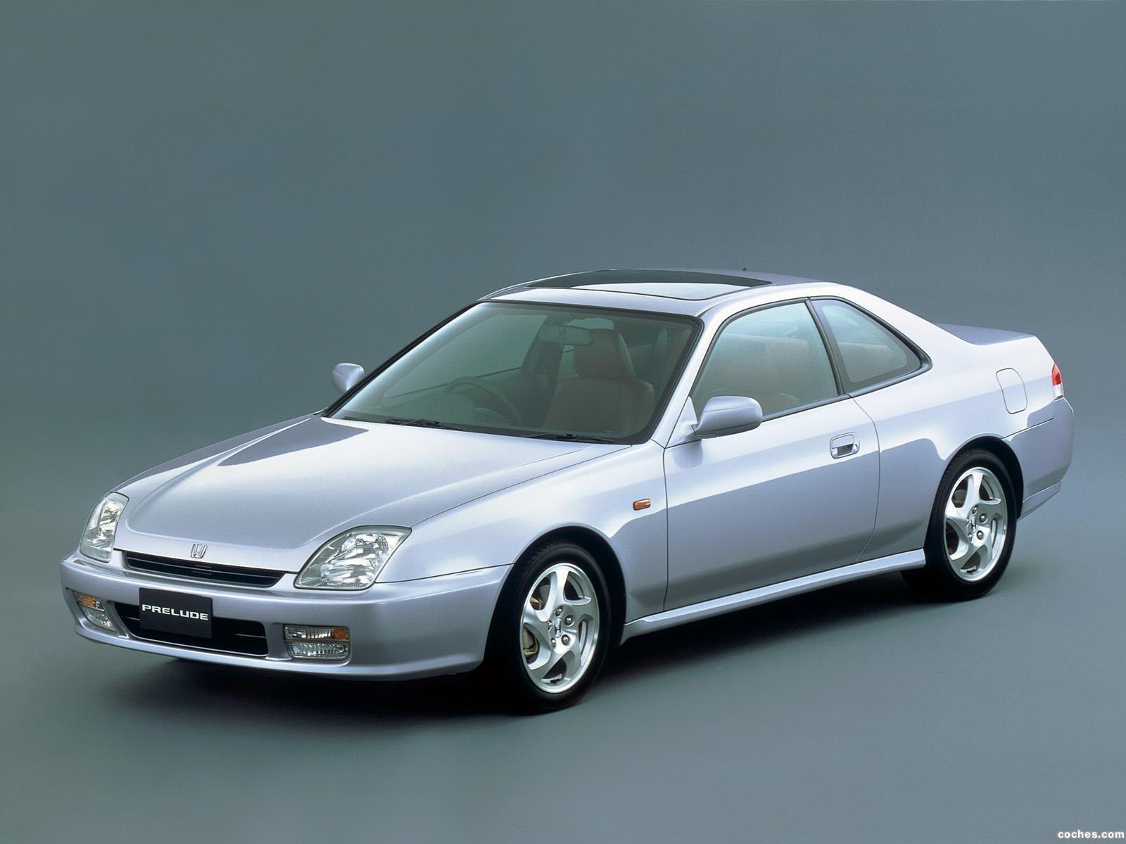 Foto 0 de Honda Prelude SiR BB6 1997
