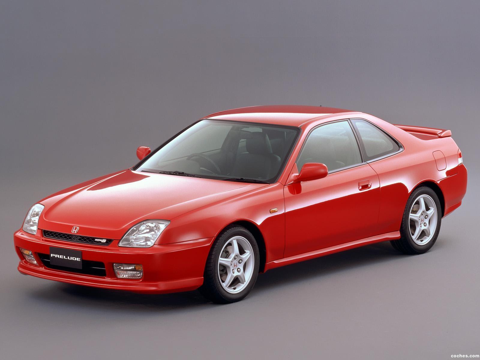 Foto 2 de Honda Prelude SiR Type-S BB6 1998