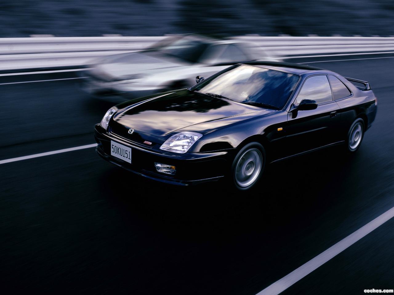 Foto 0 de Honda Prelude SiR Type-S BB6 1998