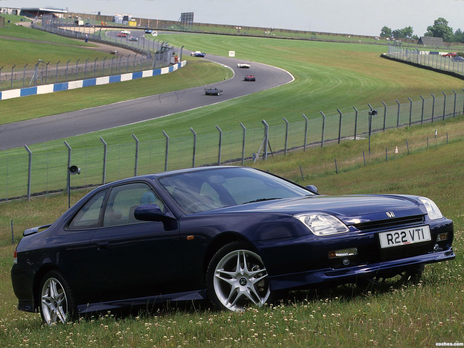 Foto 1 de Honda Prelude Type-S BB6 UK 1997