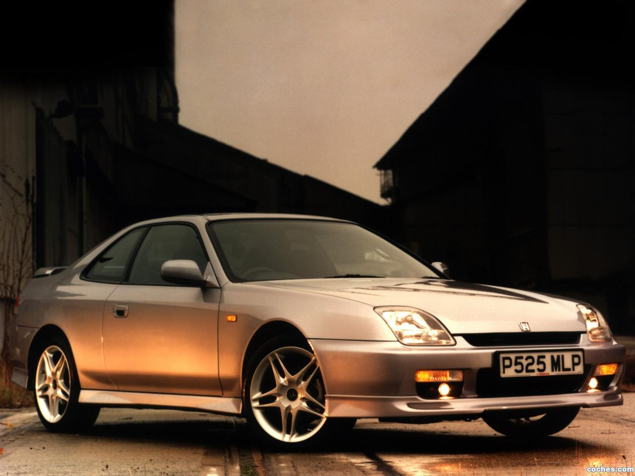 Foto 0 de Honda Prelude Type-S BB6 UK 1997