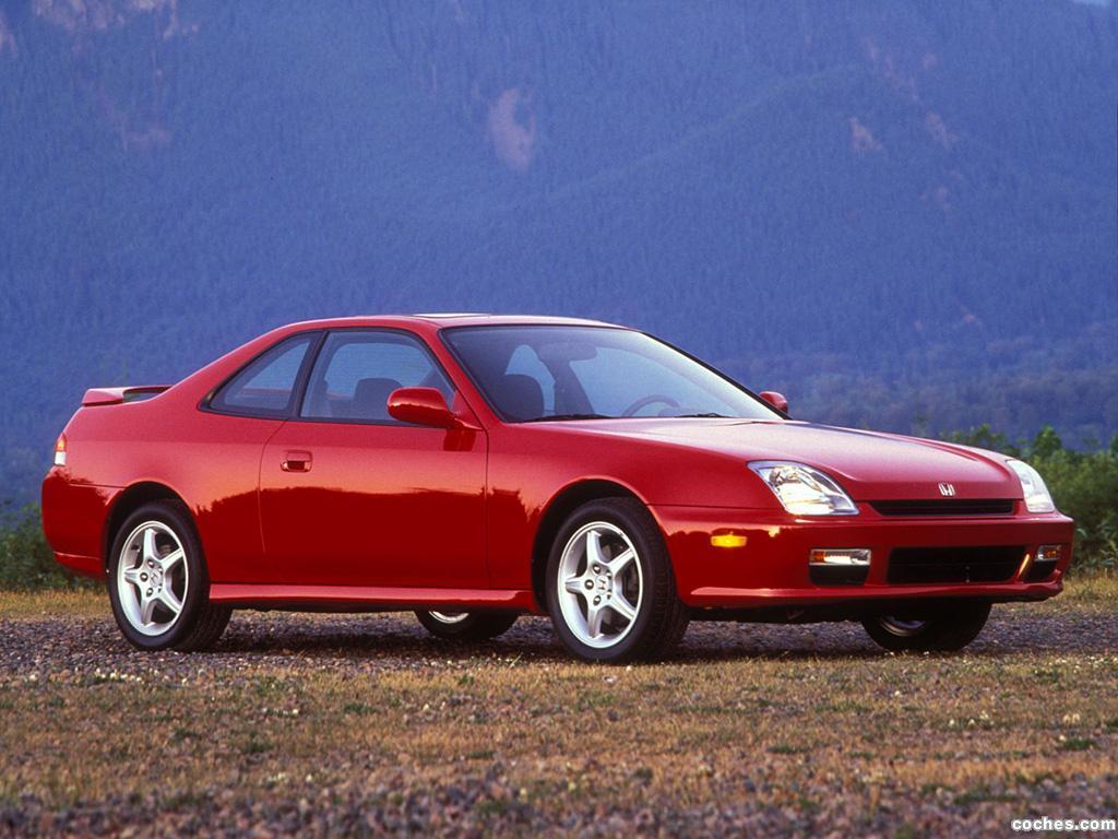 Foto 0 de Honda Prelude Type-SH BB6 USA 1997