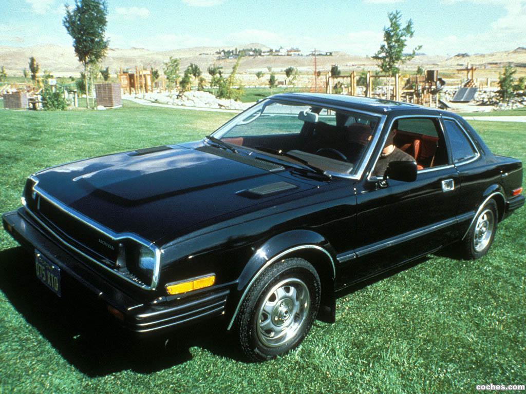Foto 0 de Honda Prelude USA 1978