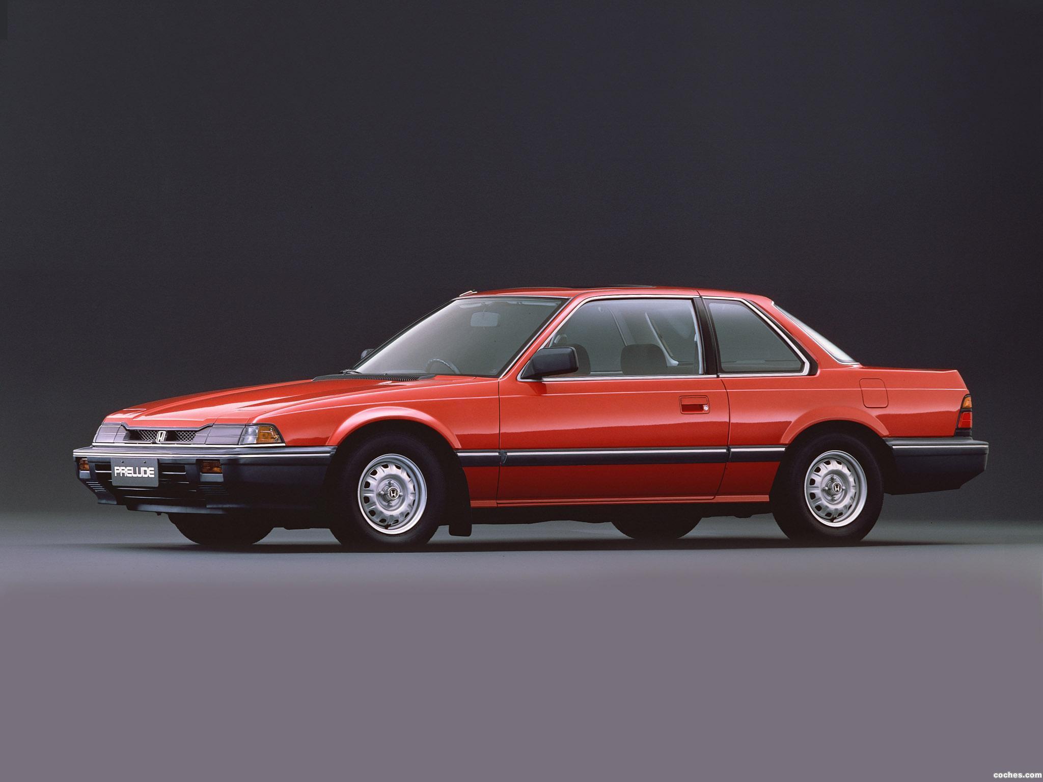 Foto 0 de Honda Prelude XJ 1983