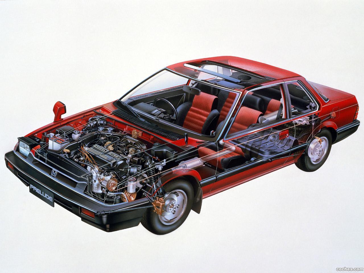 Foto 9 de Honda Prelude XX 1983