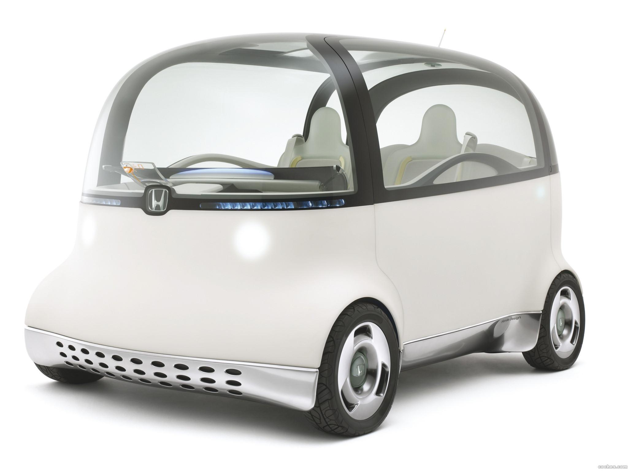 Foto 0 de Honda Puyo Concept 2007