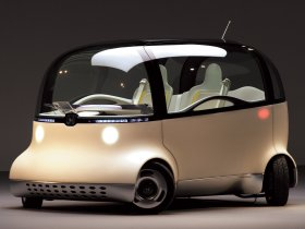 Ver foto 10 de Honda Puyo Concept 2007