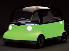 Ver foto 8 de Honda Puyo Concept 2007