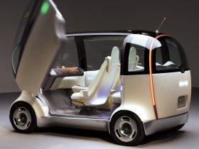 Ver foto 7 de Honda Puyo Concept 2007