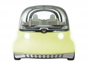 Ver foto 5 de Honda Puyo Concept 2007